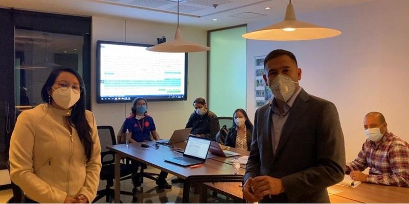 Cundinamarca y CAR firman histórico convenio por el progreso de los cuerpos operativos del departamento - Noticias de Colombia