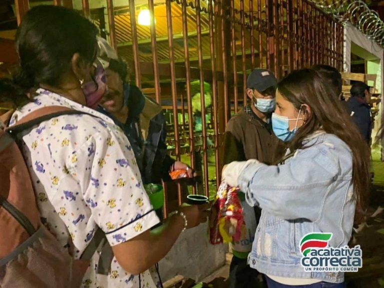Intervención para los habitantes de calle de Facatativá, Cundinamarca - Noticias de Colombia
