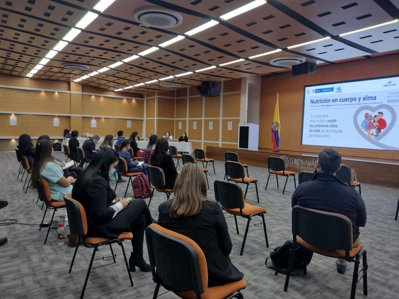 Cundinamarca se une a la Ruta por la Nutrición de Nuestra Niñez, un Camino de Amor - Noticias de Colombia