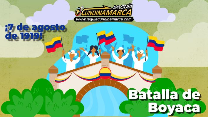 Feliz día de la Batalla de Boyacá - Noticias de Colombia