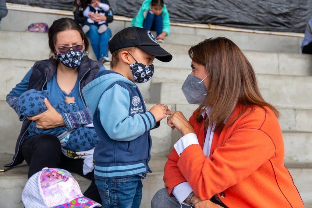 Corparques – Mundo Aventura se vincula a la Gran Alianza por la Nutrición, liderada por la Primera Dama y la Consejería para la Niñez y Adolescencia - Noticias de Colombia