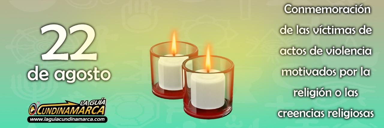 Feliz Día internacional de conmemoración de las víctimas de actos de violencia, motivados por la religión o las creencias - Noticias de Colombia