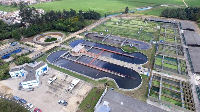 Nueva Planta de Tratamiento de Agua Potable en Funza - Noticias de Colombia