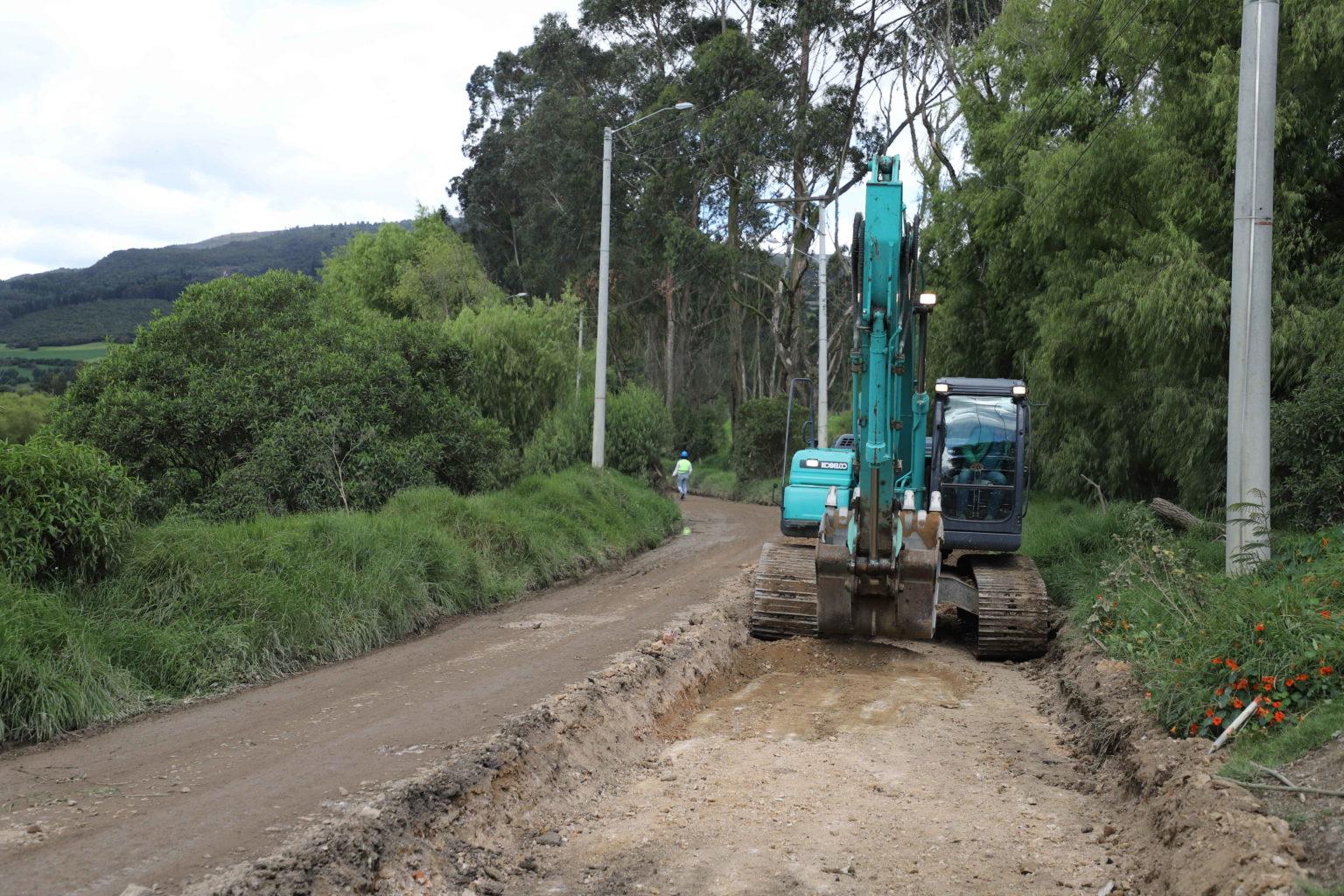Inicia pavimentación del corredor vial entre Zipaquirá, La Fuente y Tocancipá - Noticias de Colombia